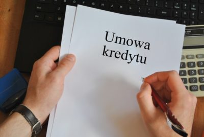 uzyskanie kredytu bez umowy o pracę